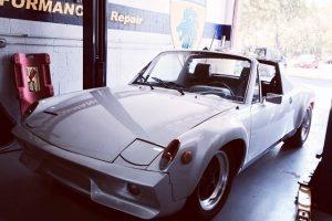 Porsche 914 – 1972