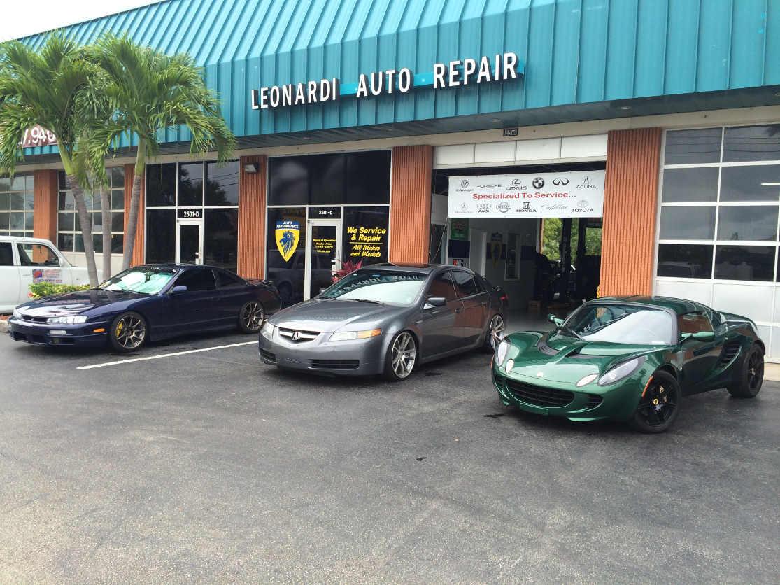 Auto Performance Shop >> Leonardi Auto Performance Nissan And Infiniti Performance Specialist