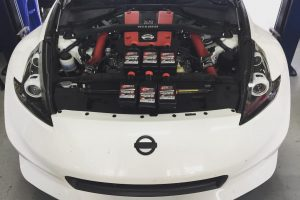 Nissan 370Z White