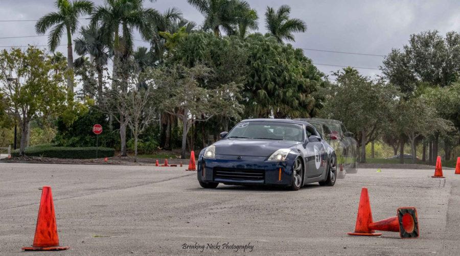 Autocross Racing Nissan 350z