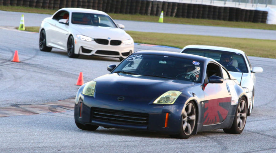 SCCA Track Night event at Palm Beach International Raceway 2018